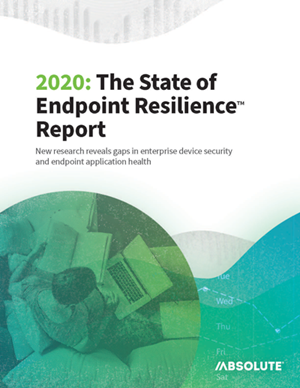 The 2020 State of Endpoint Resilience Report