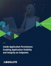 Application Persistence