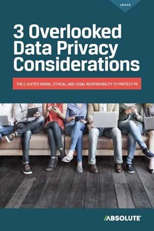 3 Overlooked Data Privacy Considerations