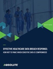 Effective Healthcare Data Breach Response - How not to panic when sensitive data is com...