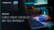Cyber Threat Checklist: Are you prepared?