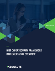 NIST Cybersecurity Framework - Implementation Overview